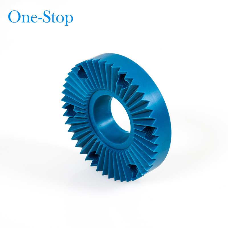 Wear-resistant, self-lubricating, high-temperature resistant gears, acid and alkali corrosion resist
