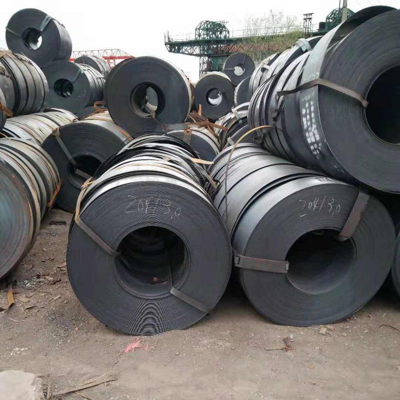 40Cr hot rolled strip steel q235 spring galvanized strip steel coil 2.5*145*C
