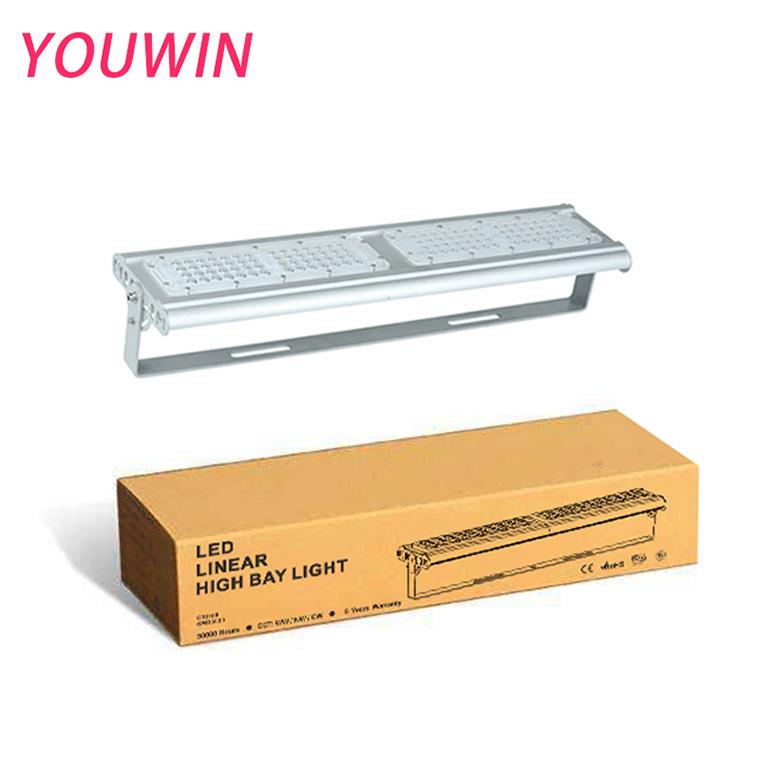 2103027 100W IP65 outdoor Led tunnel light Led strip hoisting fin high bay light long strip