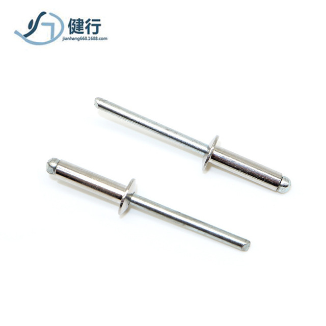 M3.2 aluminum blind rivets, M4 aluminum rivets, M5 aluminum rivets, decoration nails, rivet screws