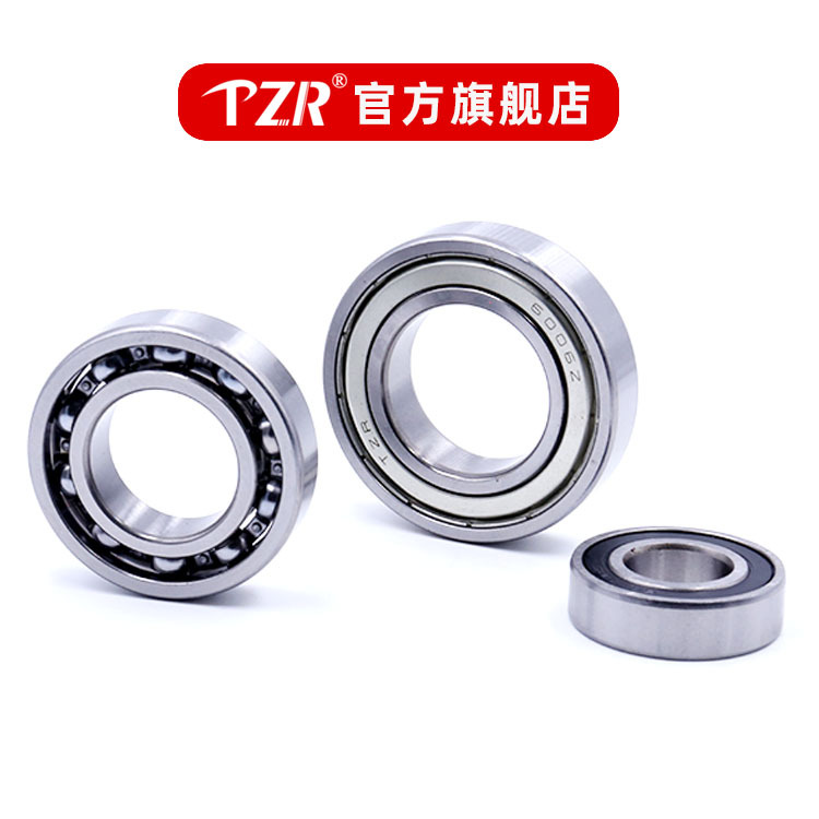 TZR 606ZZ TZR Ningbo Zhuorui Bearing Factory Direct Supply Thin Wall Bearing Deep Groove Ball Bearin