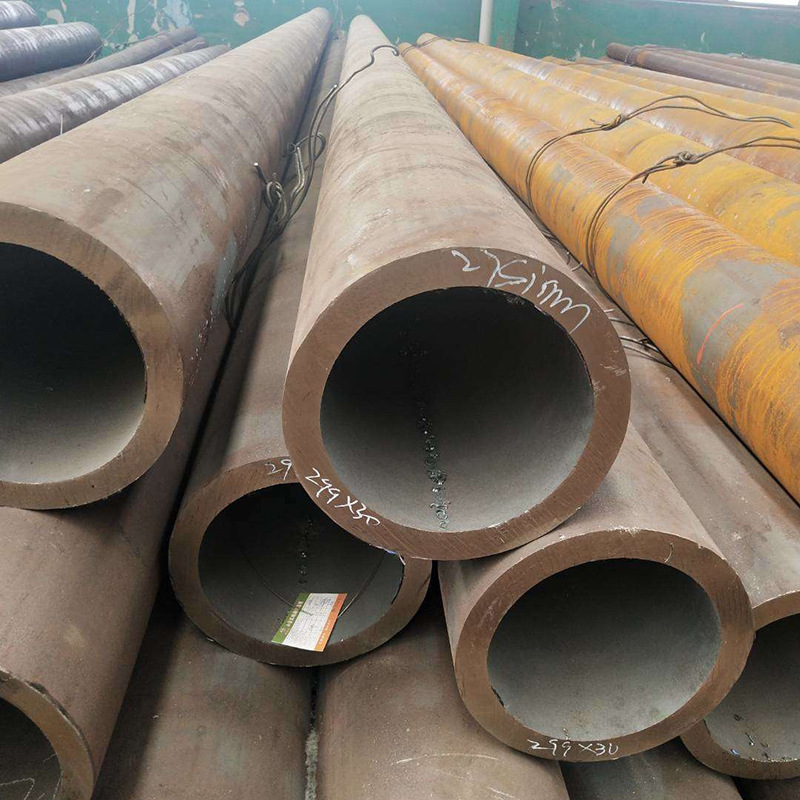 Seamless steel pipe Thick-walled seamless steel pipe Q345B seamless pipe with complete sizes and cal