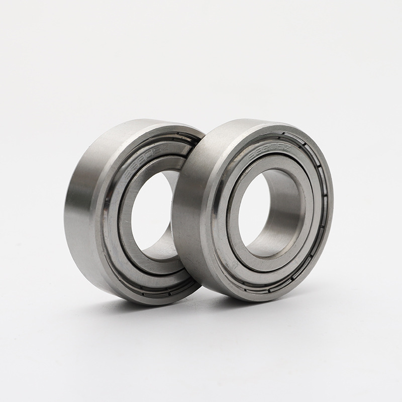 Stainless steel deep groove ball bearing 6204zz automobile clutch bearing high precision toy bearing