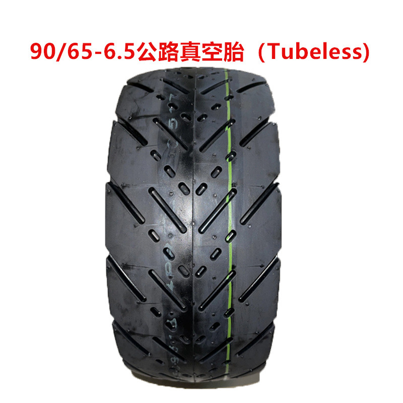 11 inch 90/65-6.5cst Zhengxin Electric Scooter Tubeless Tire Road Thickening Tubeless Tire C-9316