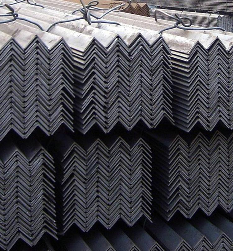 Galvanized angle steel national standard Q235 angle steel 50*50*3 universal triangle iron processing
