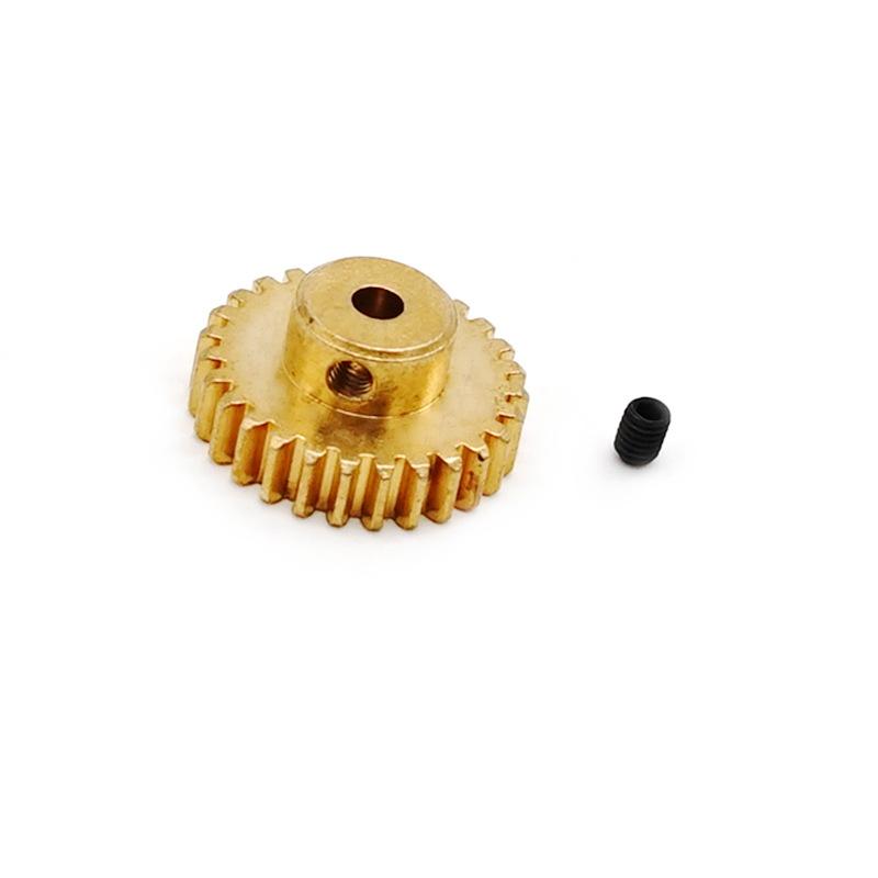 Weili A969-B A979-B K929-B accessories A959-B-15 motor gear copper tooth motor tooth 27T