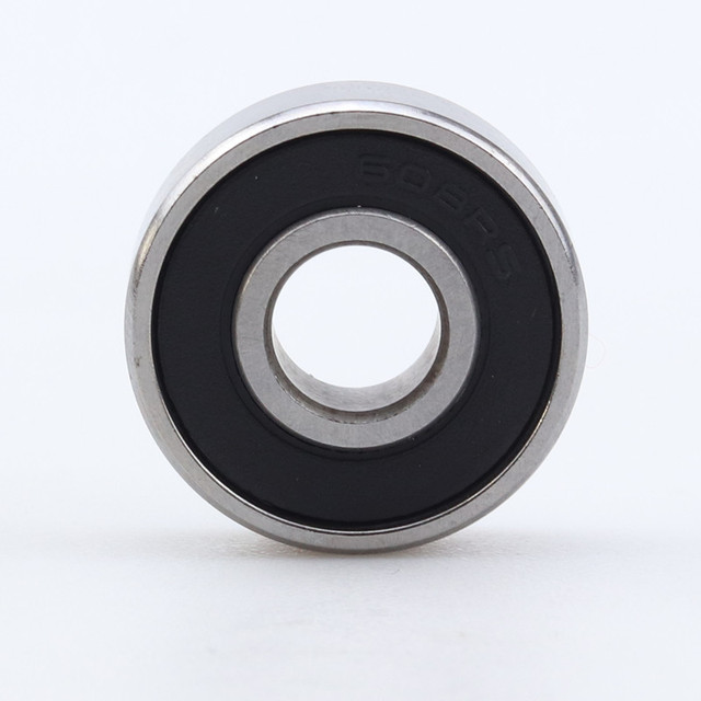 DX 608-2RS bearing 8*22*7 size 608RS deep groove ball miniature rolling bearing