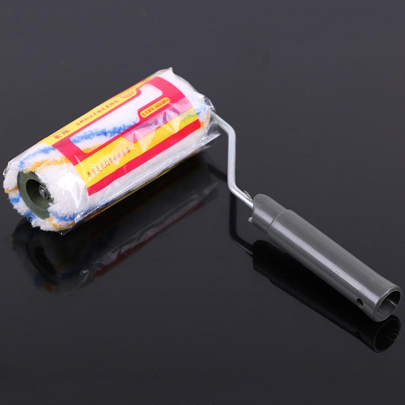 6 inch paint paint roller wholesale paint printing roller brush custom paint roller brush