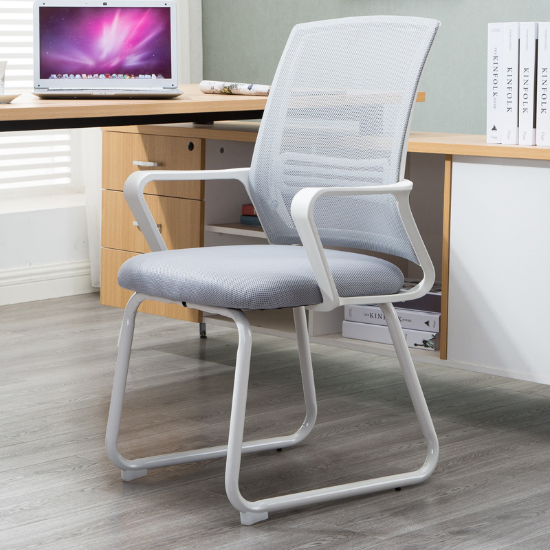 Ding Ge Furniture Office Chair Computer Chair Home Staff Training Conference Chair Chess Room Mahjon