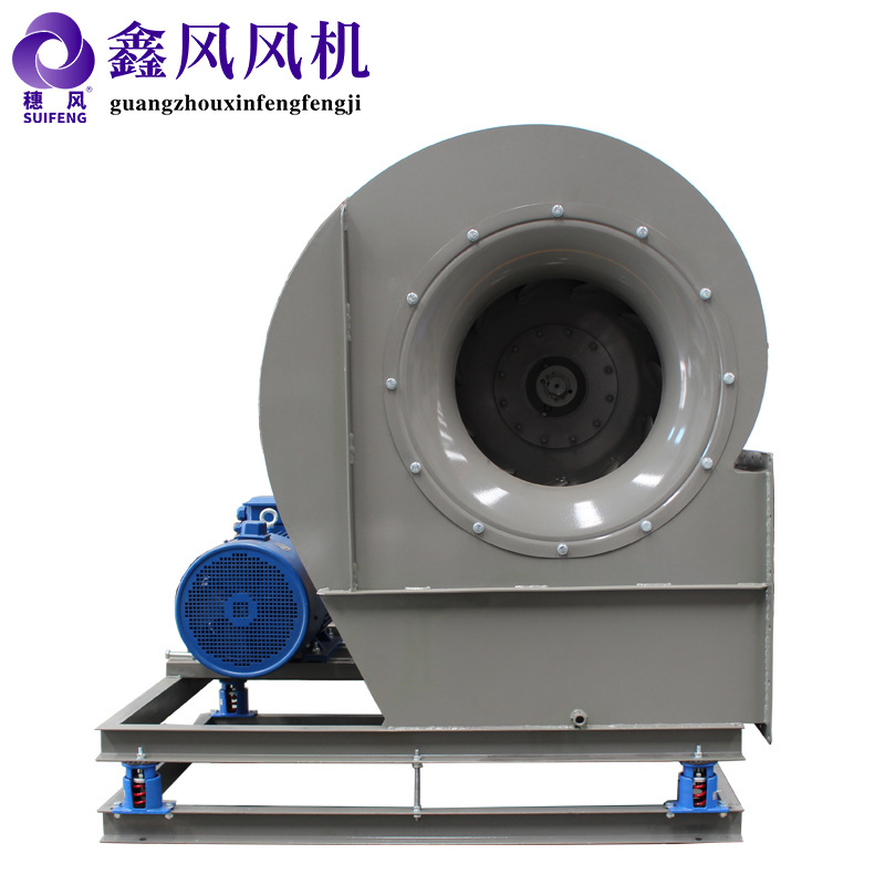 4-72C centrifugal fan Low noise environmental protection centrifugal fan Industrial dust removal exh