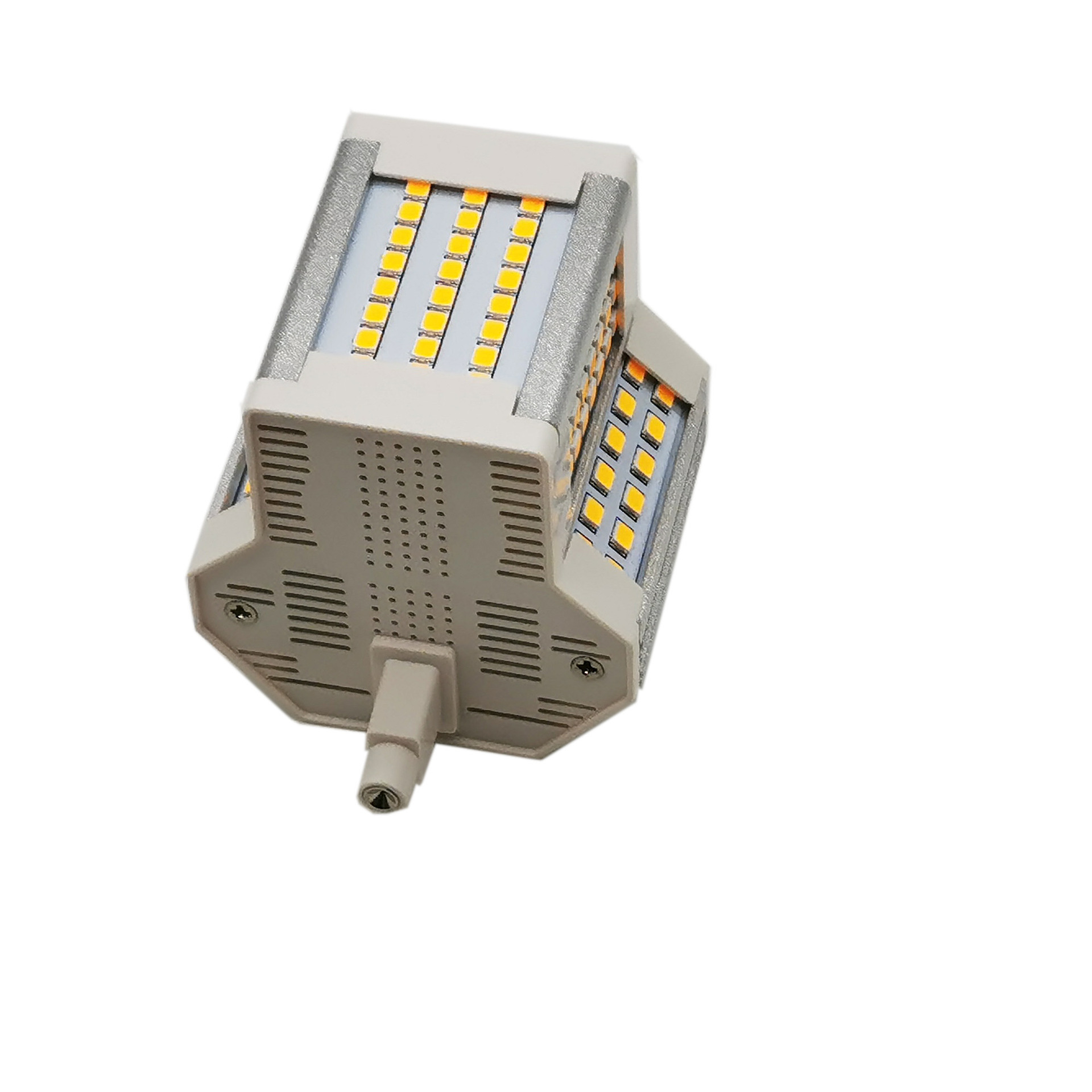 15W 78MM dimmable led R7S light 78mm led R7S horizontal plug light replace 150W