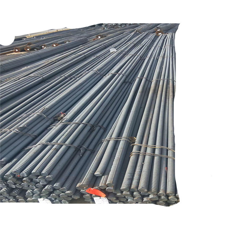 HRB400 hot-rolled rebar customized high-strength fine-rolled seismic building steel