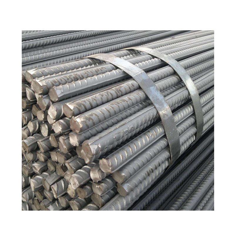 Finish-rolled rebars Finish-rolled rebars for prestressed concrete