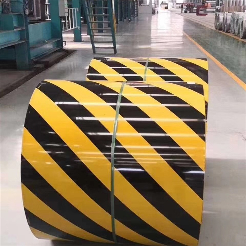 Color steel plate ceiling hard board SGCC construction site traffic fence color coated coil electros