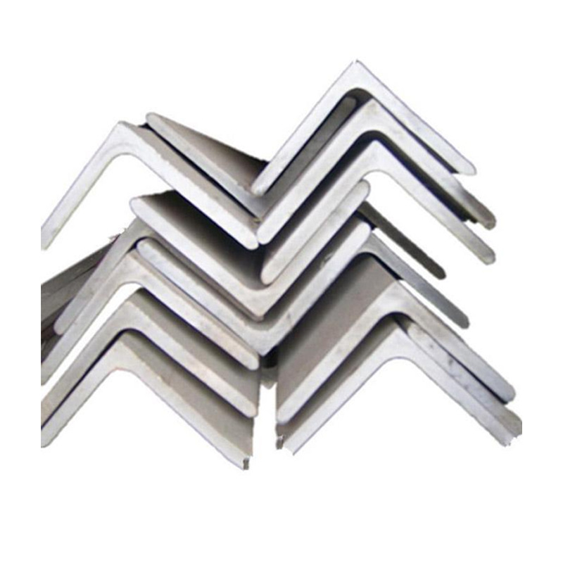 Galvanized angle steel Equilateral hot-dip galvanized angle steel for construction, drilling and cut