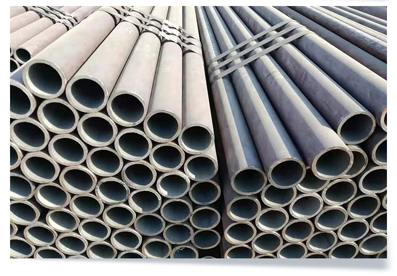 Seamless steel tube Q235B seamless steel tube Seamless steel tube of various materials
