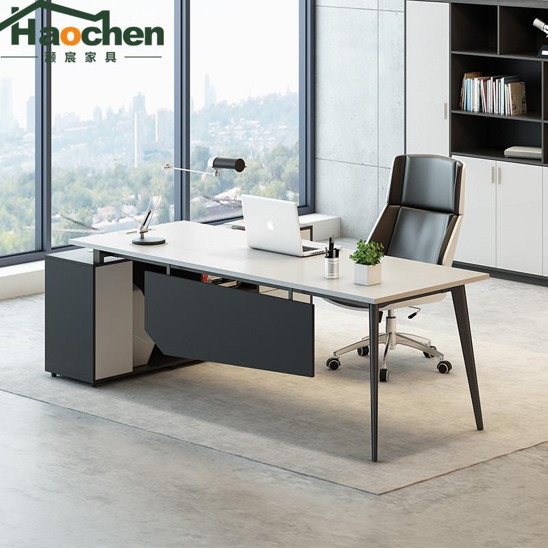 Office furniture boss desk simple modern president desk desk executive desk manager desk office tabl