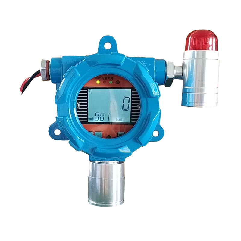 Industrial explosion-proof propane concentration exceeding standard alarm gas detector