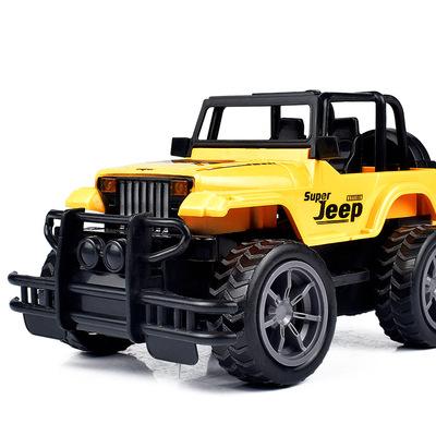 Nhà máy trực tiếp bánh xe lớn điều khiển từ xa xe địa hình xe jeep đua xe bốn chiều điều khiển từ xa