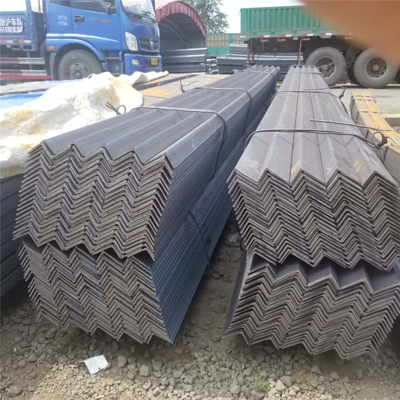 q235b equilateral angle steel black angle iron 40*4 unequal angle steel processing