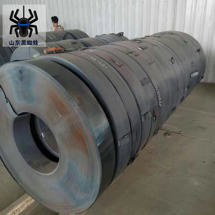 Q235 hot rolled steel strip hot rolled steel strip black annealed steel strip Q195 hot rolled steel