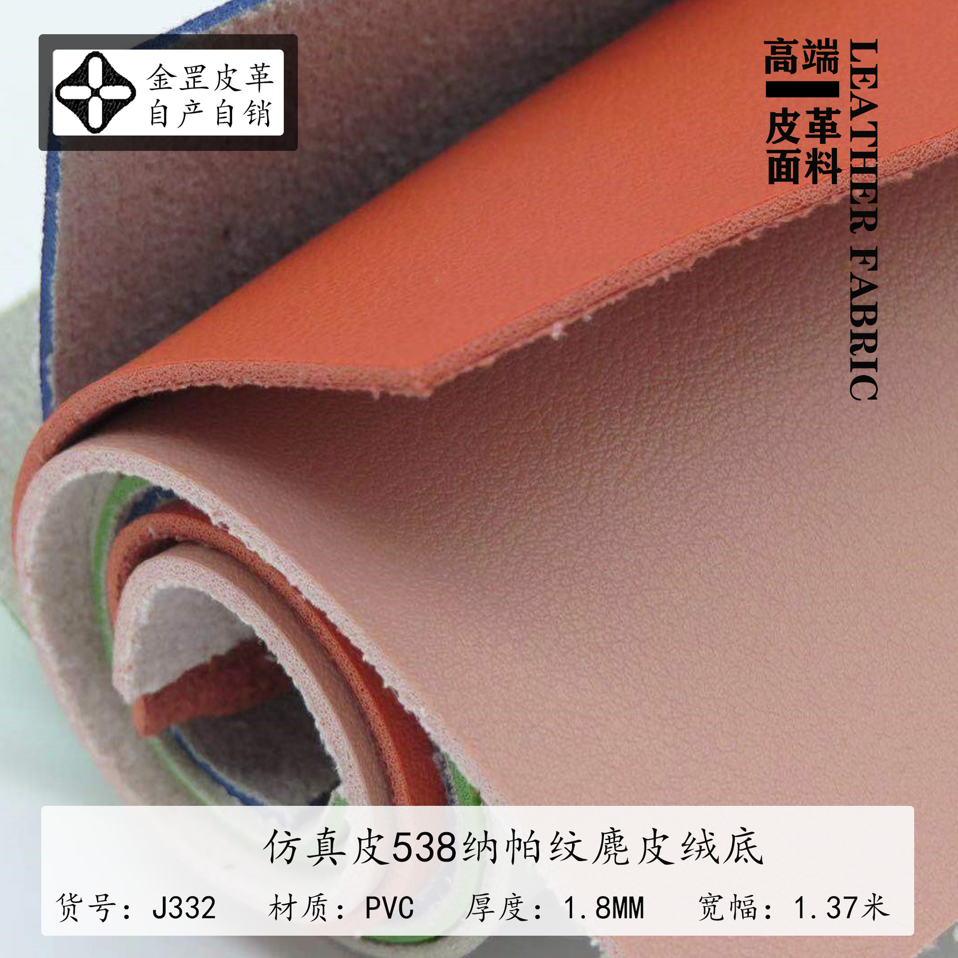 High quality PVC ultra-thick nappa suede bottom simulation leather bottom pvc leather PVC fabric art