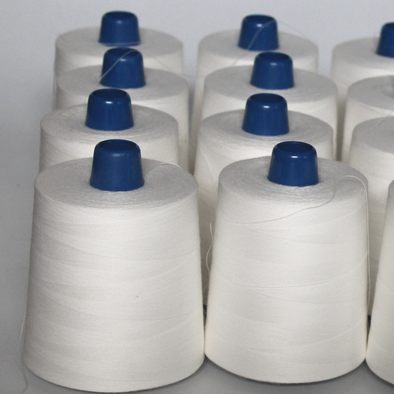 20S/2 40S/2 polymer sewing thread, UHMWPE staple fiber yarn, anti-aging, acid and alkali resistance,
