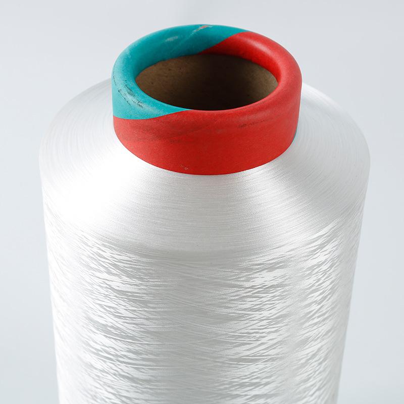 Polyester sewing threadGlossy low-elastic silk yarn Knitting garments home textilePolyester silk mas