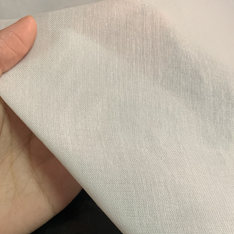 Pure polyester whitening white cloth grey cloth filial cloth funeral cloth decoration cloth
