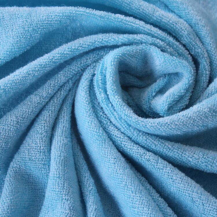 Polyester terry cloth/polyester cotton terry cloth