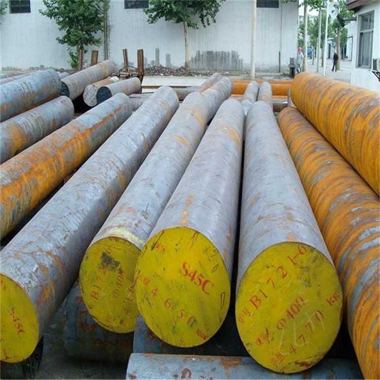 16MnCr5 round steel gear steel 16CrMnH steel 15CrMn steel round bar excellent special steel