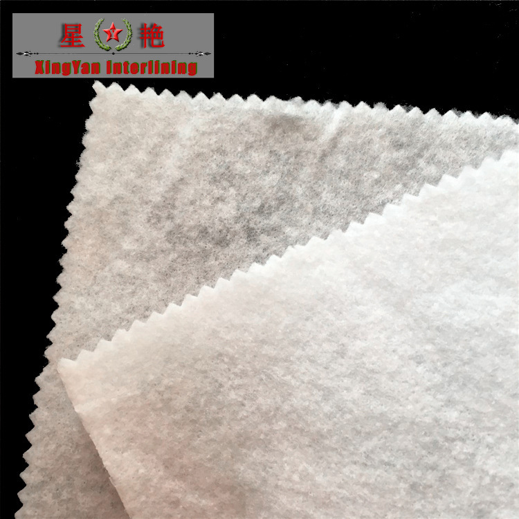 XINGYAN Spun Cotton Garment Home Textile Filled Cotton Needle Punched Cotton Polyester Needle Punche