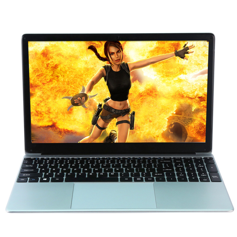 Aomer 15.6-inch J4125 notebook computer 8G thin and light gaming notebook computer
