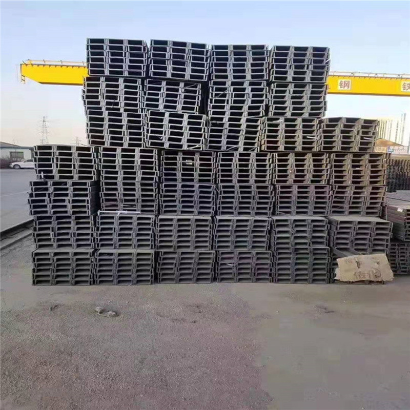 Q235B ordinary channel steel hot-rolled channel steel for building structure