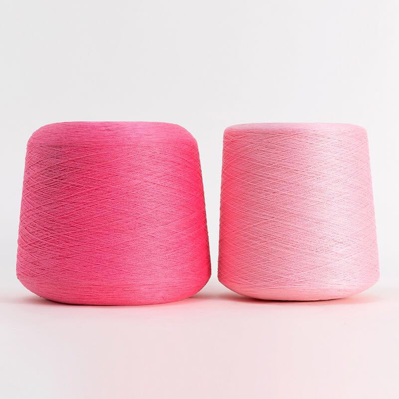 SHUIJIE 55% hemp 45% cotton 30S/2 hemp cotton cotton and linen yarn manufacturers stock linen cotton