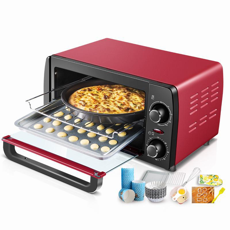 Electric oven, electric oven, microwave oven, all-in-one household and commercial electric oven, hou