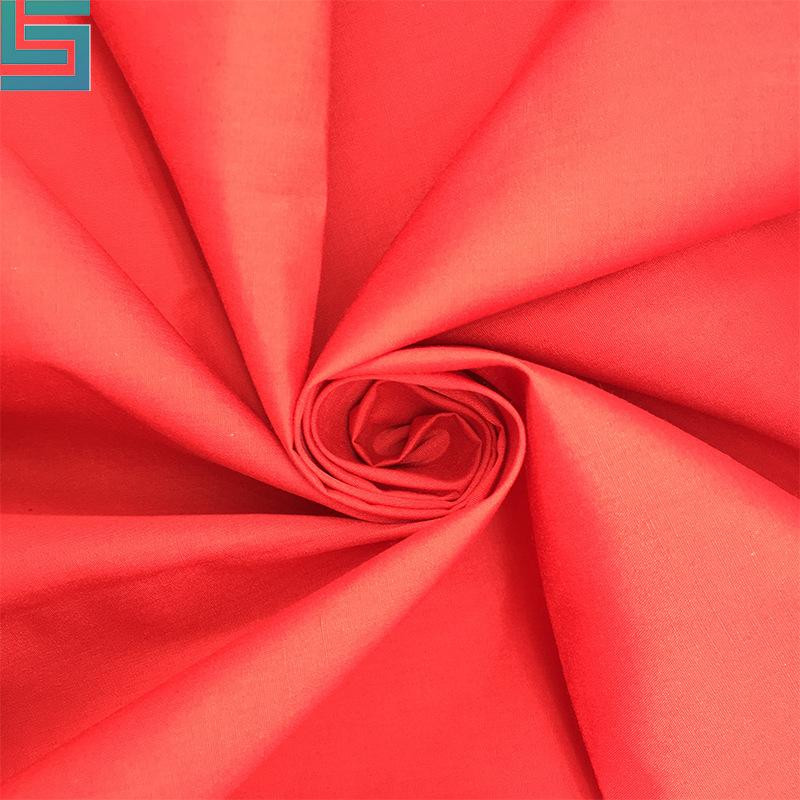 Plain Weave Dyed Blended Shirt Workwear Fabric Poly-cotton Gaofu TC Fabric