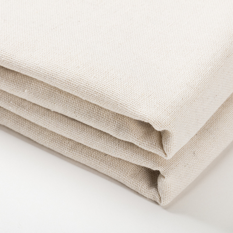 WEIZHENG 4438 polyester, linen and cotton grey fabric, home textile, luggage, shoe material, lining,