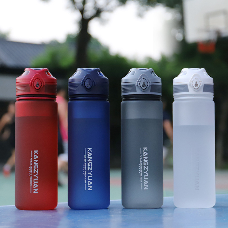 Large capacity sports water cup male summer fitness oversized water bottle outdoor portable water bo