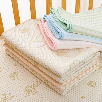 Tấm lót thay cotton màu đốm, tấm lót thay tã cho em bé, miếng thay tã cho em bé có thể giặt được, mi
