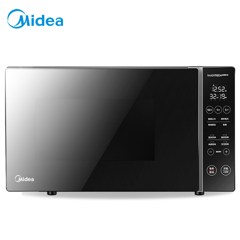 Midea M3-L232F Microwave Household Intelligent Frequency Conversion Flat Micro-steamer Oven All-in-o