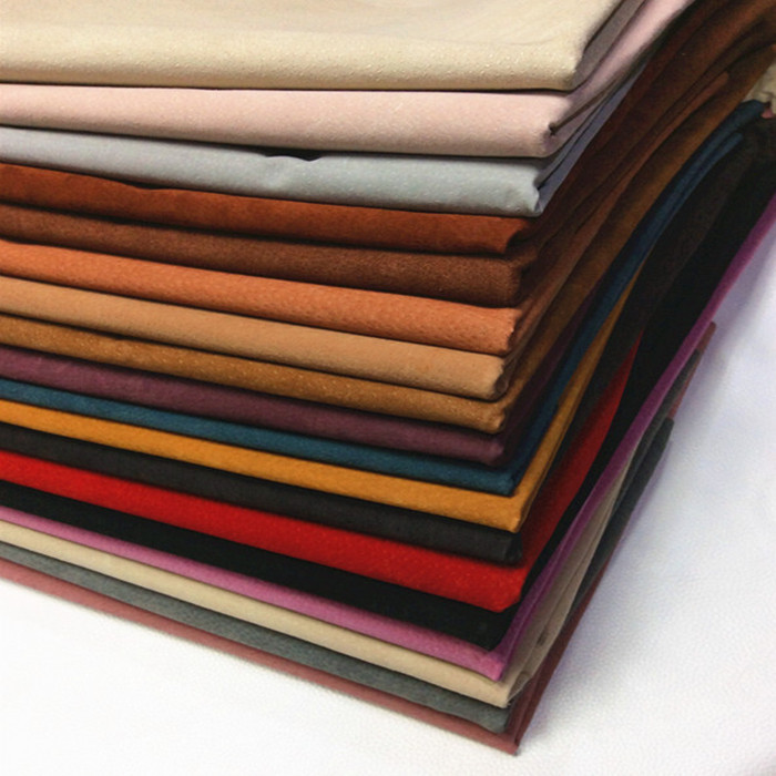 Two-layer pigskin inner lining leather whole skin DIY handmade bag shoes clothing lining fabric brea