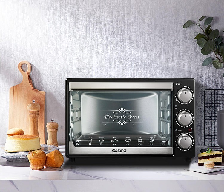 Suitable for Galanz K13 household 32-liter large-capacity baking electric oven to heat the microwave
