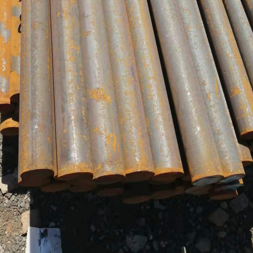 45Mn2 round steel Hot rolled 45Mn2 alloy round steel 45Mn2 premium special steel produced by Xining
