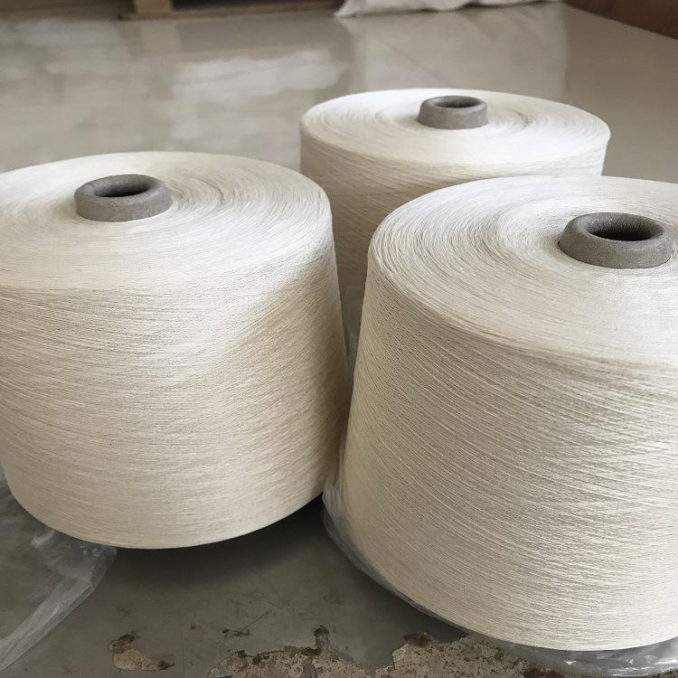 100% pure spun silk silk for circular knitting machine fabric 2/120NM mulberry silk yarn (70s/2) con