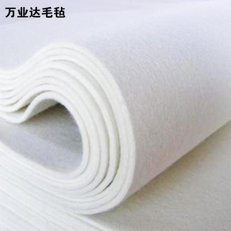 WANYEDA Industrial oil-absorbing and sanding blended wool felt