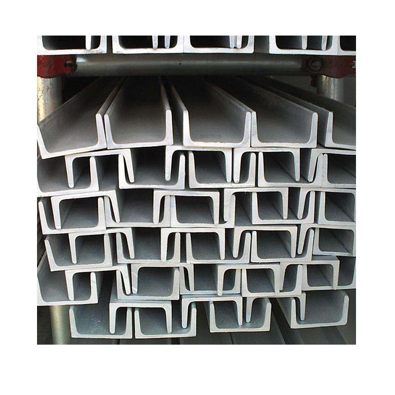 5# channel steel 50*37*4.5 channel steel hot-dip galvanized channel steel for structural manufacturi