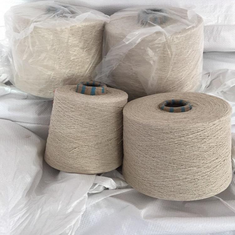 Yarn: 50NM/1 mulberry silk, oily silk, silk point yarn