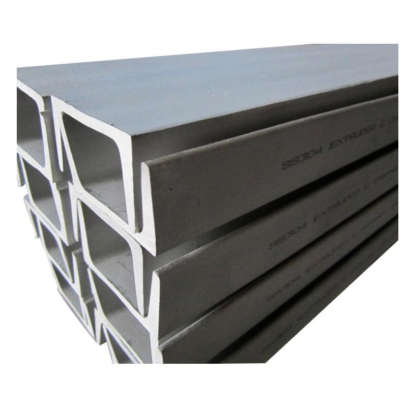 Channel steel GB q235b galvanized channel steel Hot-dip galvanized channel steel 10#