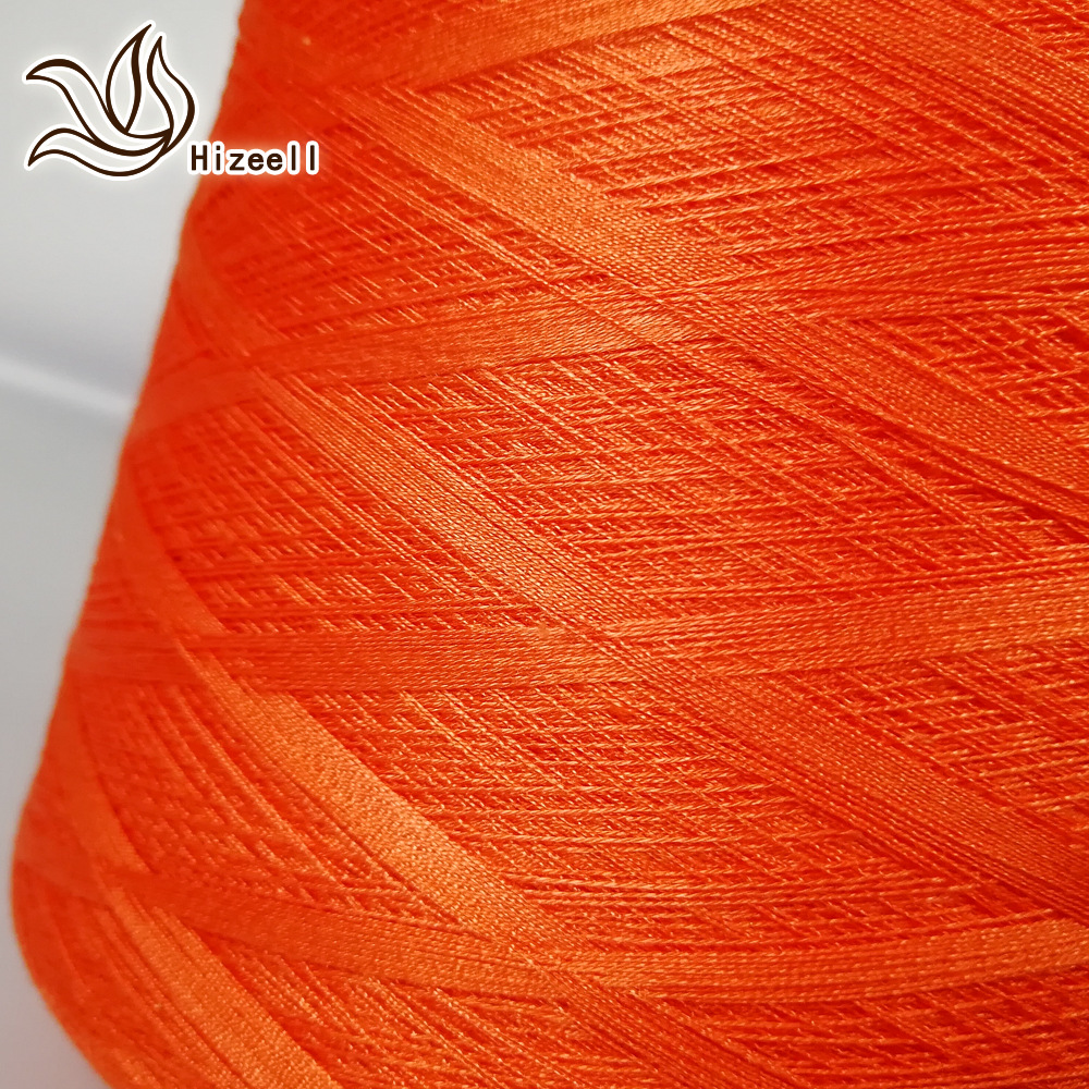 Hizeell Spring and summer special protein fiber yarn, mulberry silk 68 threads, 3 shares, 8% mulberr